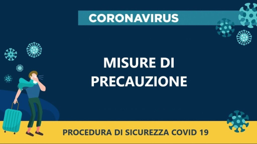 PROTOCOLLO DI SICUREZZA anti - Covid19