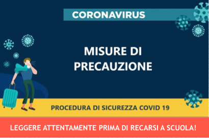 PROTOCOLLO DI SICUREZZA anti-covid19